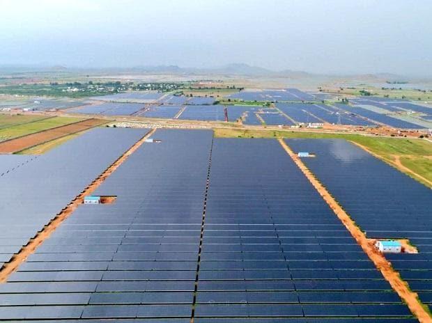 Karnataka solar power park