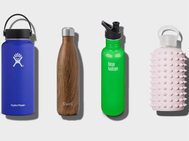 The reusable water bottle market is expected to reach $10.4 billion by 2025, from an estimated $7.6 billion in 2016