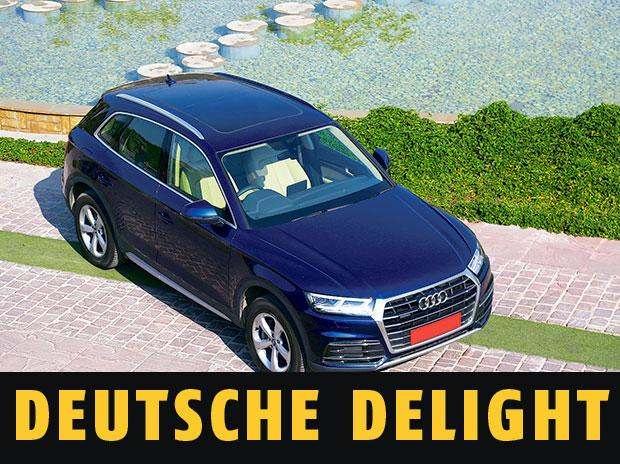 The latest version of Audi Q5 is more stylish and powerful than before