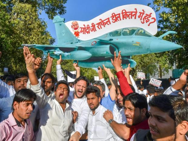 Rafale fighter aircraft deal scam