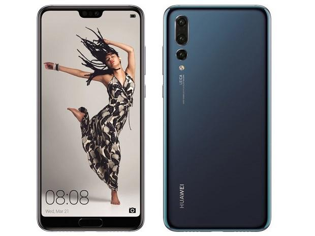 Huawei P20 Pro leaked render