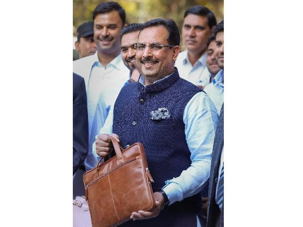 Haryana finance minister Captain Abhimanyu