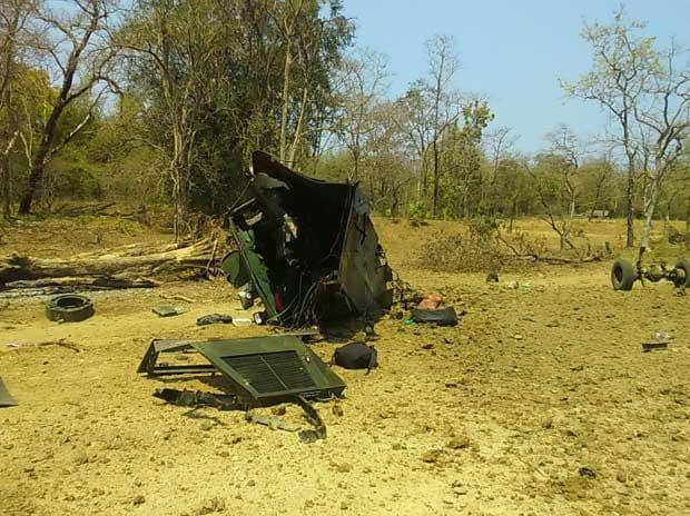 Naxal attack in Sukma: 9 CRPF jawans killed in Chhattisgarh