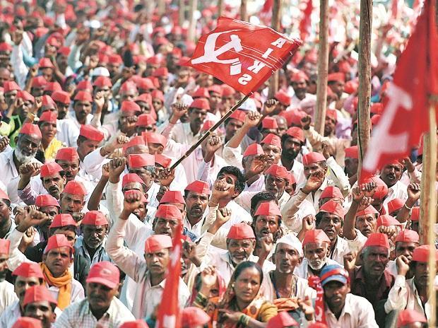 maharashtra farmers strike, farmers strike, maharashtra government, agricultural distress, BJP, farmers, farmers of India