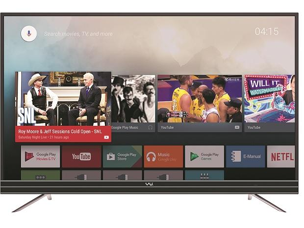 Vu Official Android TV
