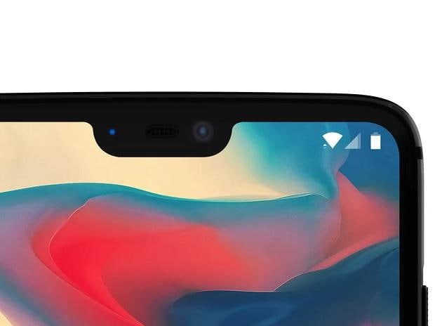 OnePlus 6 official image