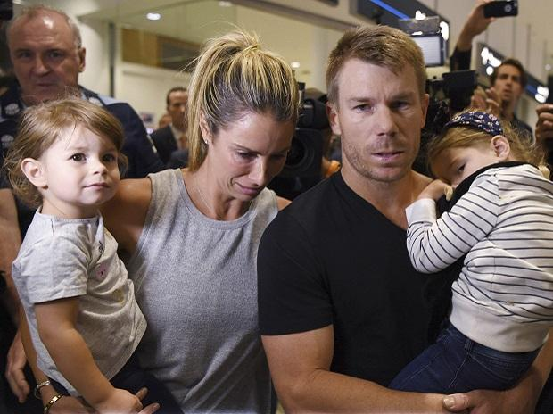 Steve Smith, Ball tampering scandal, david warner