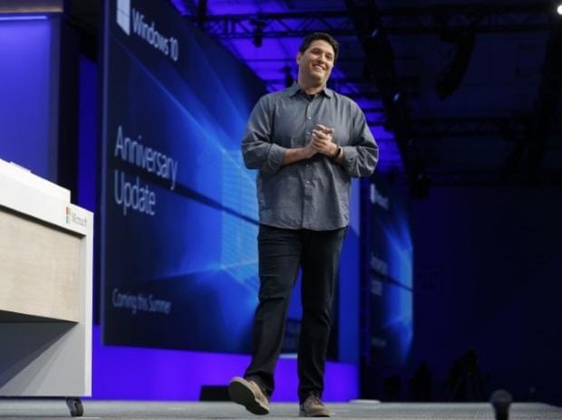 Windows chief Terry Myerson out as Microsoft reorganizes