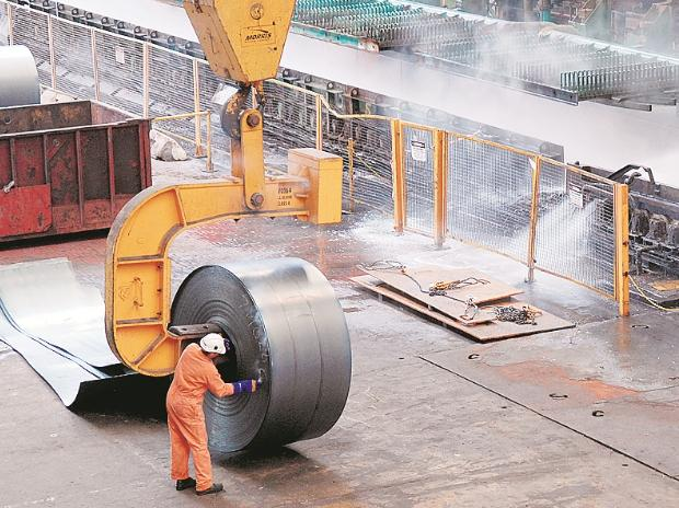Tata Steel posts Rs 14688-cr net on one-off gain