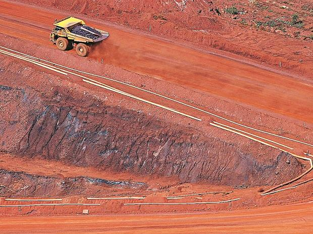 India: Iron ore stocks climb on falling exports, fragile demand