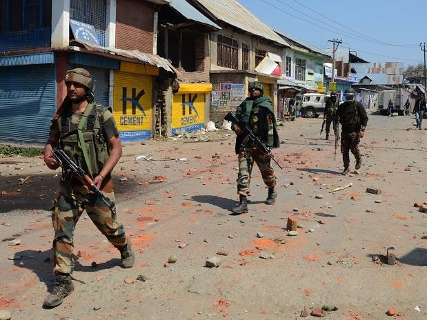 Shopian encounter in Jammu and Kashmir