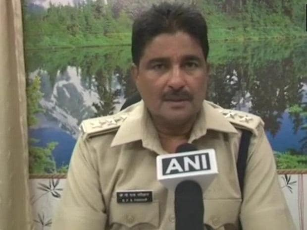 Family of deceased hotel manager said owner was warned of building collapse by manager but he still went ahead with construction: BS Parihar,City Superintendent of Police, Indore on hotel building collapse on 31 Mar which killed 10. (Photo: ANI)