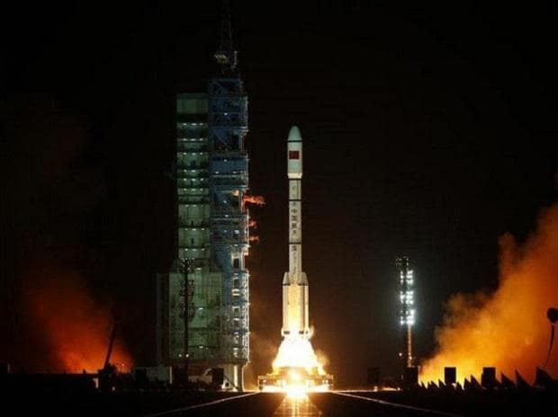 China says space station to re-enter atmosphere off Brazil coast