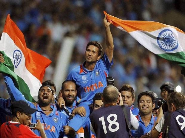 Sachin Tendulkar: From a Ball boy in 1987 World Cup to member of World Cup winning team