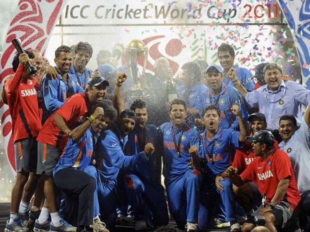 And this is when India lifted the World Cup after 28 years
