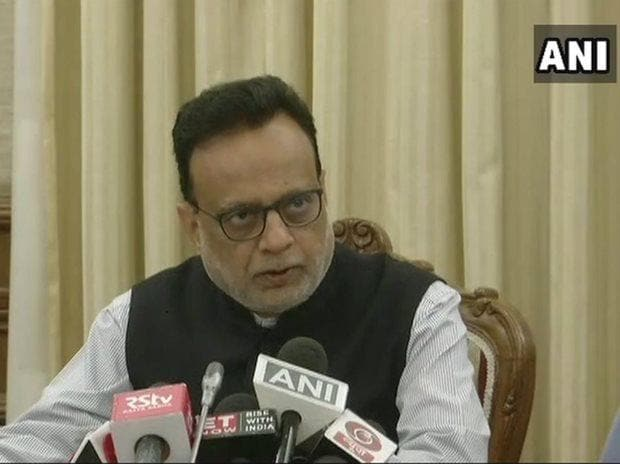 GST collection on upswing, close to Rs 90000 cr: Adhia