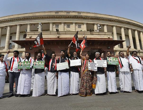 AIADMK, Cauvery water management board