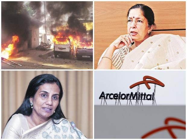 News digest: Essar Steel, ICICI Bank stock, Dalit protest, and more