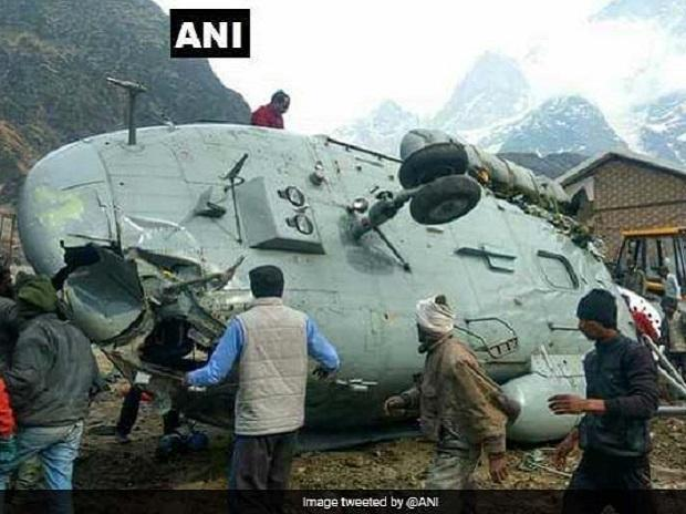 MI 17 crash, Uttarakhand, Indian Air Force, Kedarnath