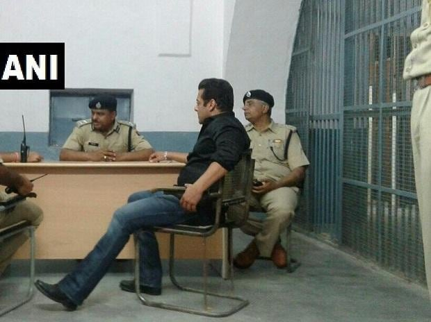 Salman Khan Blackbuck poaching case