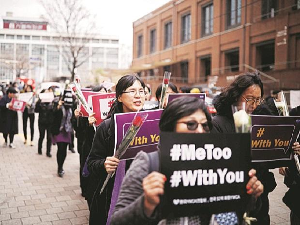 Me too movement, me too, South Korea, MeToo