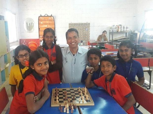 L G Chandrasekhar