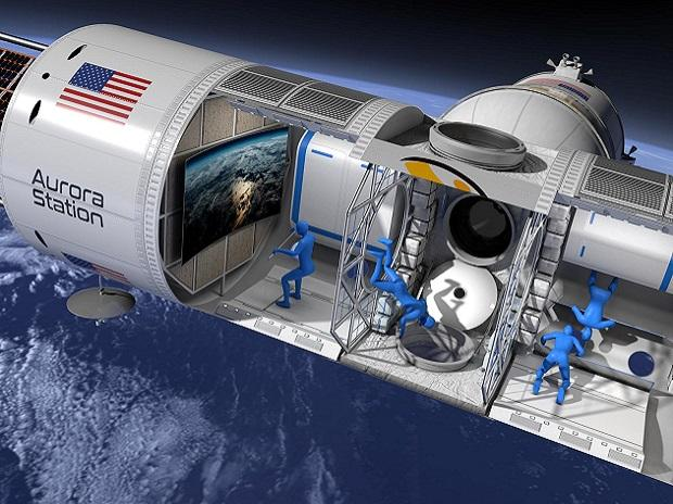 Ever Luxury Space Hotel, Aurora Station, to Offer Authentic Astronaut Experiences