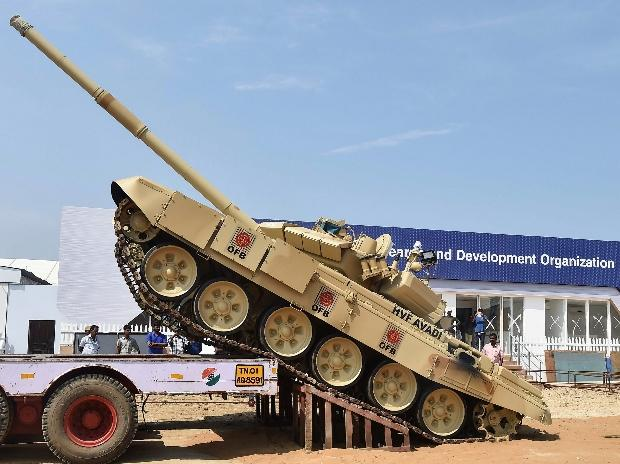 DefExpo, defence exhibition
