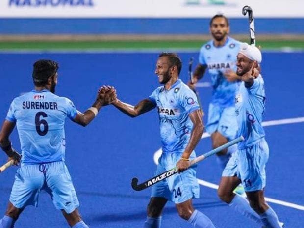 men's hockey, cwg 2018