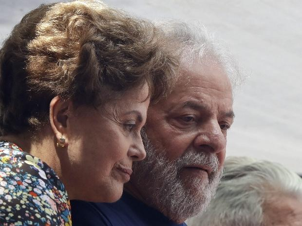 Brazilian ex-president Lula da Silva