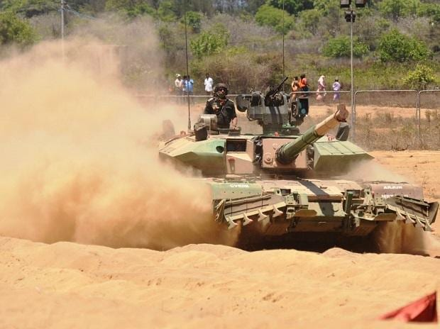 India a credible manufacturer of military inventory items
