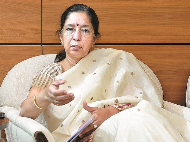 Axis Bank CEO Shikha Sharma