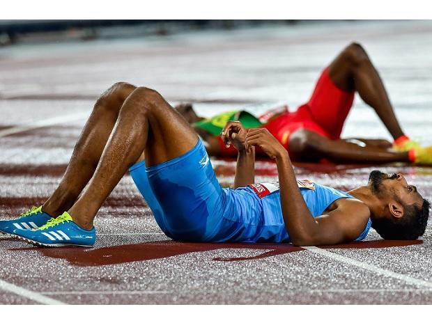 CWG: Keralite Anas misses out on 400m bronze by whisker