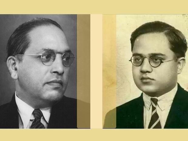 B R Ambedkar
