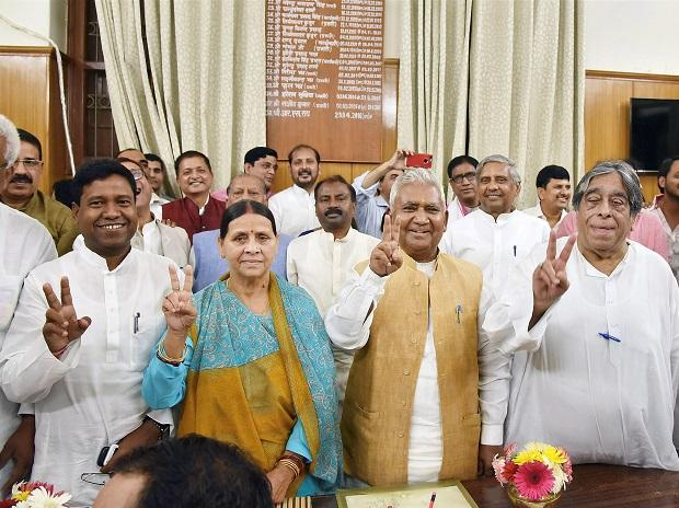 CM Nitish Kumar restores security cover at Rabri's house