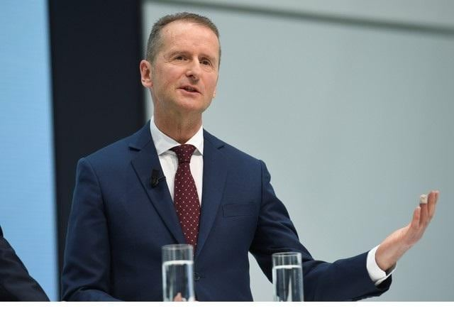 VW's New CEO Asserts Authority As Sets Out On Road To Reform