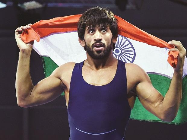 Bajrang Punia won a gold medal in men's freestyle wrestling (65 kg) at the  Commonwealth Games 2018, where India has won 17 gold medals in all