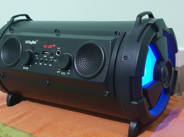 Digitek DBS 011 wireless speaker