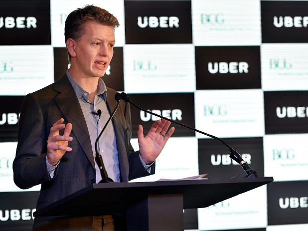 Uber's Success is Hard Coded to India's Success: Barney Harford, COO, Uber