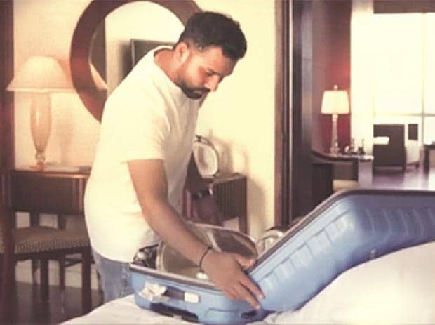 VIP luggage brand, VIP, Aristocrats, Rohit Sharma,Ravichandran Ashwin, cricketer, Aristocrats, skybags, aristocrat luggage, GST, ad campaign, TV ad campaign