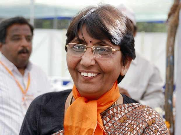 A file photo of former Bharatiya Janata Party (BJP) minister Maya Kodnani who was acquitted by the Gujarat High Court in 2002 Naroda Patiya riot case