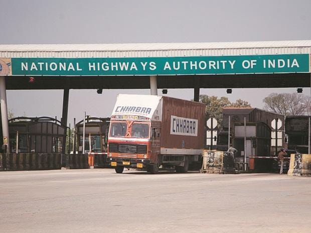 National Highways Authority of India is anchoring  the project in partnership with National Payments  Corporation of India.