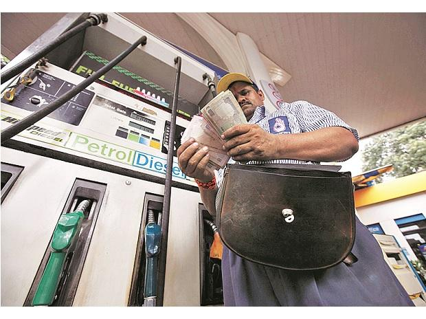 Petrol Selling at Rs 81.93 in Mumbai; Diesel at All-time High