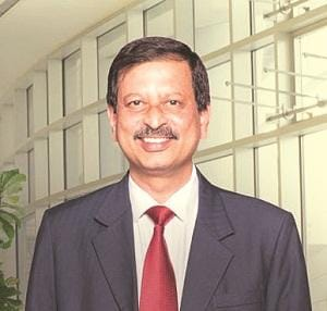 Ajoyendra Mukherjee, executive vice-president and head of global human resources, TCS