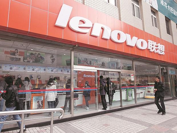 Lenovo's mobile business has contiued to lose market share since December