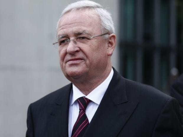 Volkswagen ex-CEO Martin Winterkorn charged in the United States over Dieselgate scandal