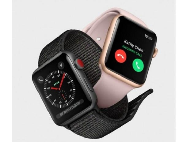 Apple Watch Series 3 with built-in cellular arrives on Reliance Jio
