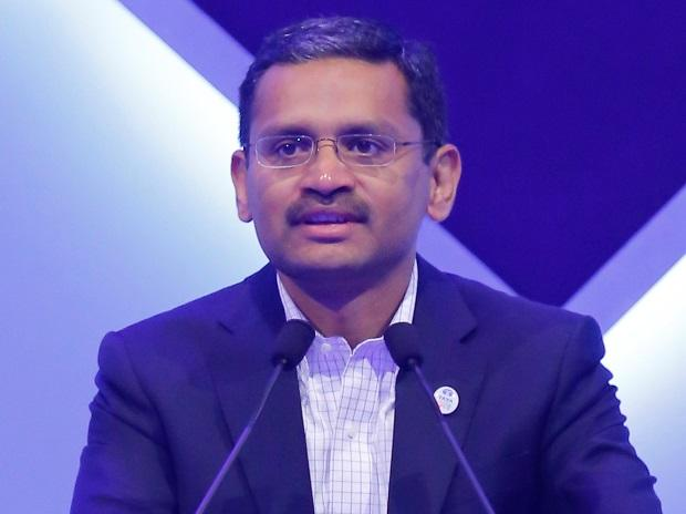 Rajesh Gopinathan, CEO and MD of TCS