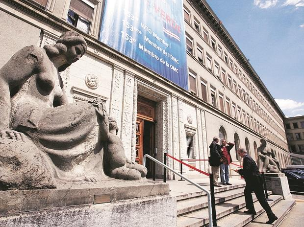 The dispute settlement body in WTO has agreed to establish a panel, which will soon start the hearing.   Photo: Reuters