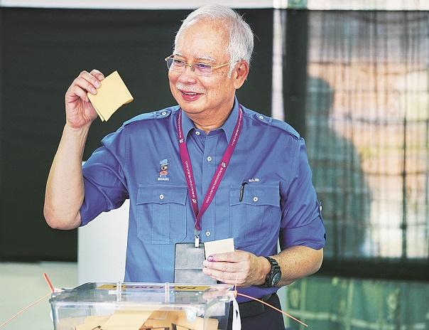 The vote ousted Najib Razak, who faced anger over a money laundering scandal involving hundreds of millions of dollars